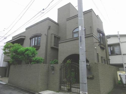 H15年築、ガレージのある邸宅の物件画像