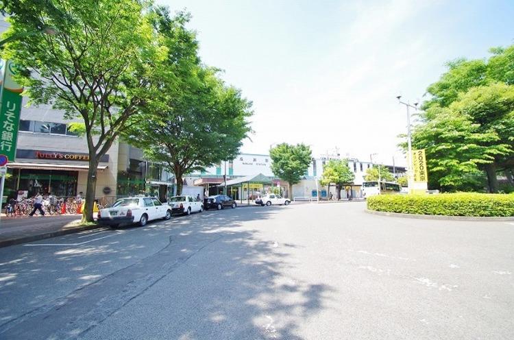 JR横浜線「成瀬」駅 距離約1600m