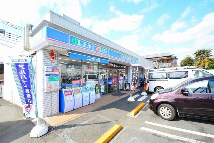 ローソン 町田成瀬街道店 距離約900m