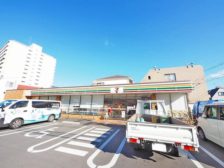 セブンイレブン 世田谷船橋7丁目店 距離40m