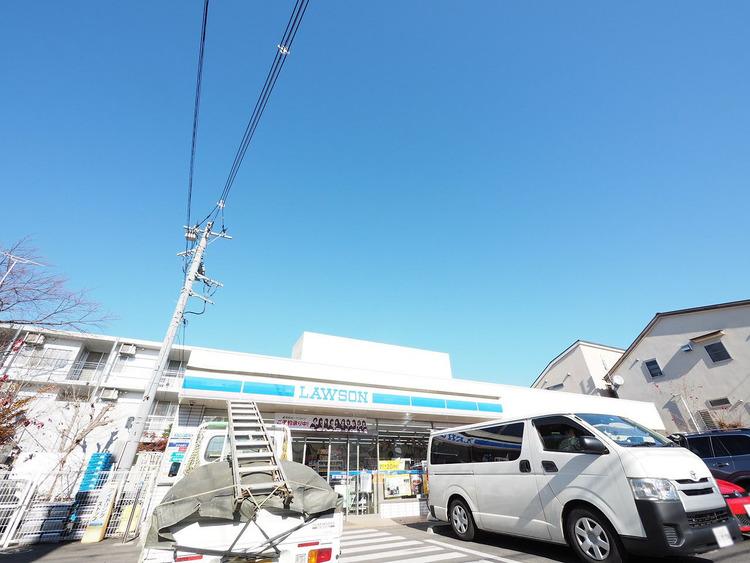 ローソン 世田谷赤堤三丁目店 距離300m