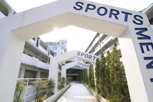 横浜ダイカンプラザスポーツメントの画像