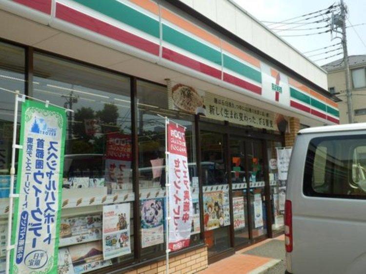 セブンイレブン大田区矢口店まで516m。24時間営業。物件からすぐ近くにありますので、とても便利です。