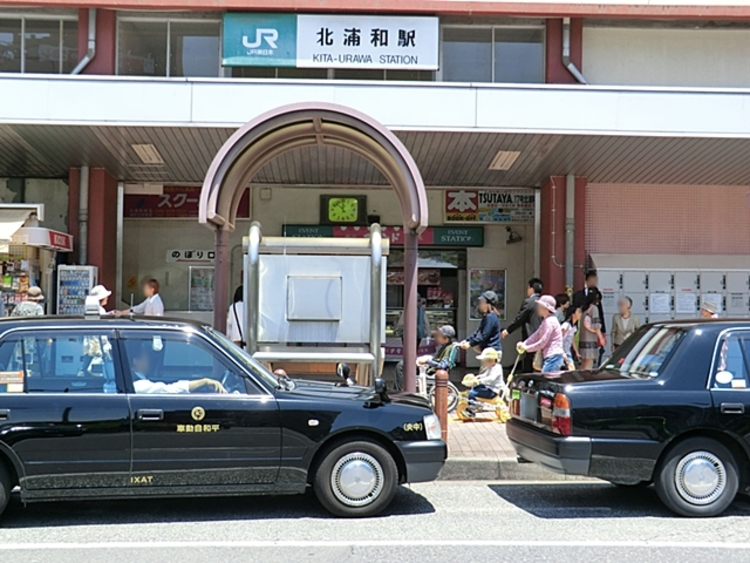 JR北浦和駅