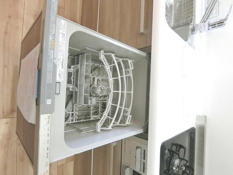 食器洗浄乾燥機付も嬉しいですね。