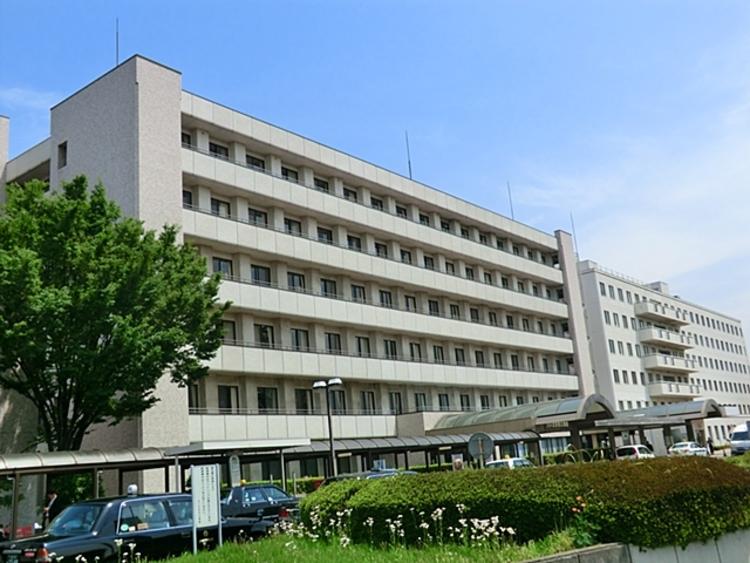 さいたま市立病院 徒歩20分(約1600m)