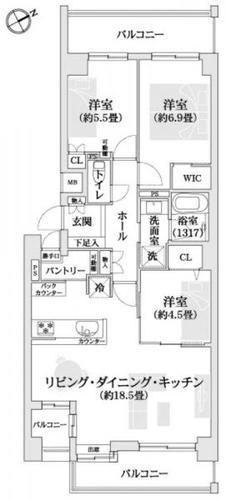 コートハウス菊名の画像