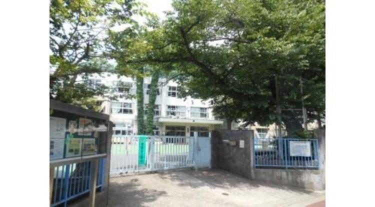 品川区立芳水小学校まで1100m 〇元気な子 〇やさしい子 〇よく考える子 を教育目標とする。