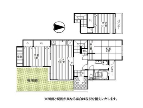 グリーンヒル寺田29号棟の物件画像