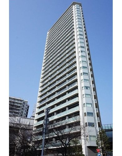 目黒川沿いのタワーレジデンス「プリズムタワー」の物件画像