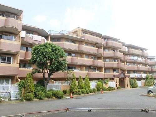 NICシルクハイム三ツ沢桜台 A号棟 の画像