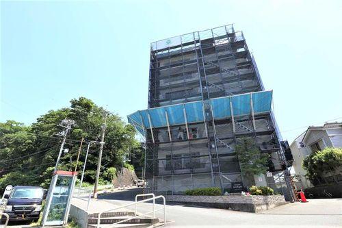 大倉山パークハイツA棟(503)の物件画像