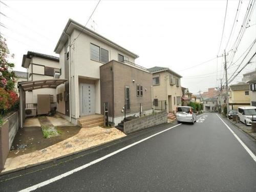 入間市上藤沢 中古戸建の物件画像