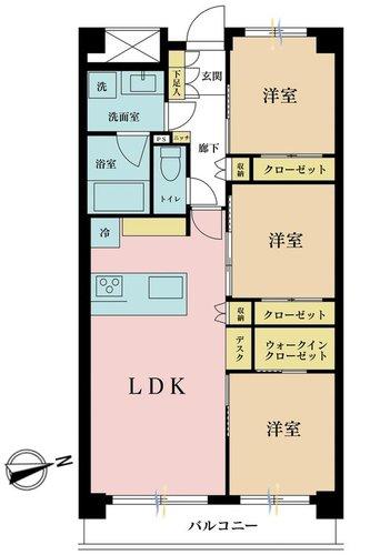三田ナショナルコートの物件画像