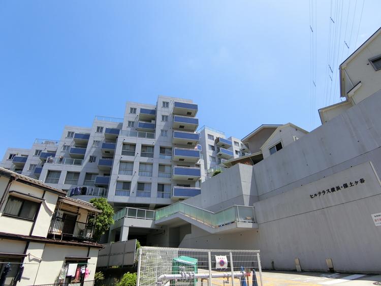 ヒルテラス横浜・保土ヶ谷1番館 外観です。