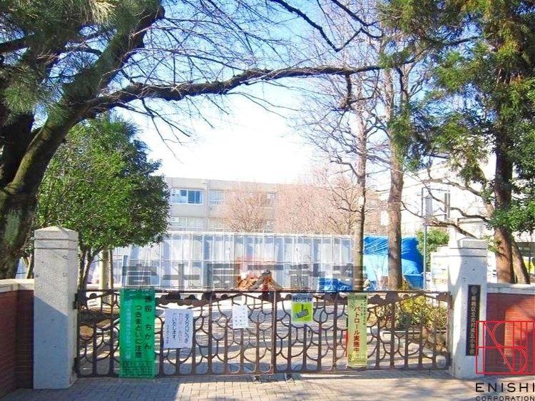 板橋区立志村第五小学校 徒歩6分。 450m