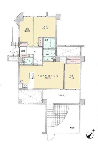 レクセルマンション南大沢フォーレストの画像