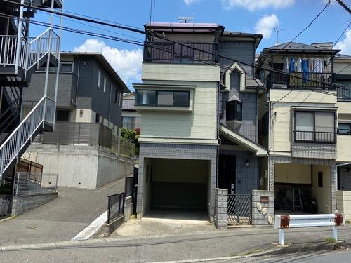 神奈川県川崎市麻生区東百合丘二丁目の物件の物件画像