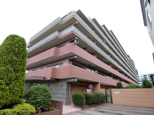 草加松原ハイツA棟の物件画像