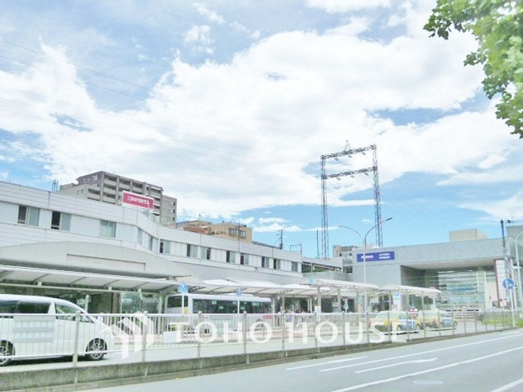 東急田園都市線「たまプラーザ」駅 距離1400m