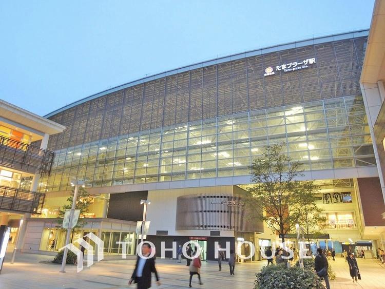 東急田園都市線・地下鉄ブルーライン「あざみ野」駅 距離1500m