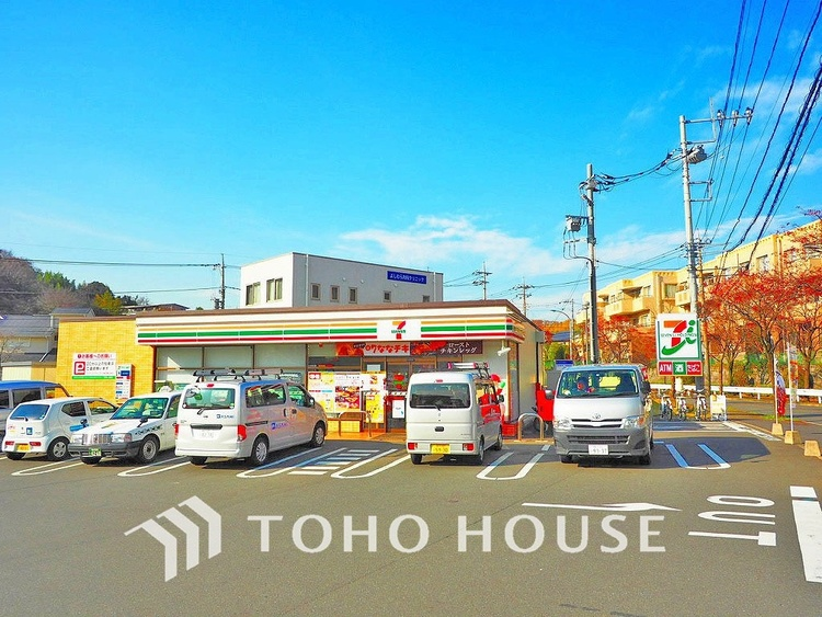 セブンイレブン 横浜荏子田店 距離80m