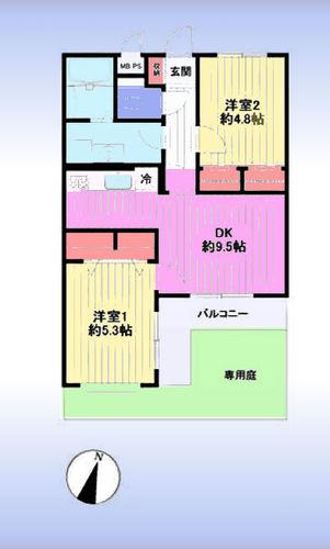 セザール武蔵浦和の画像