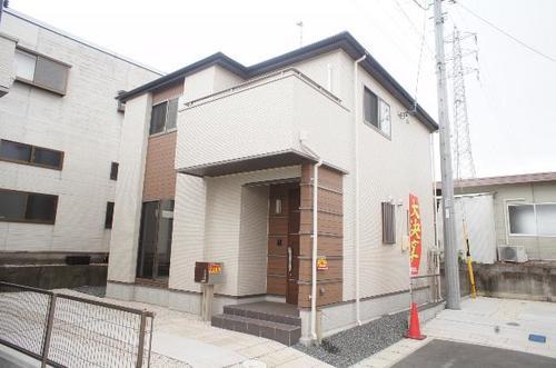 静岡市清水区駒越中2丁目 築後未入居 3LDK 1号地の画像