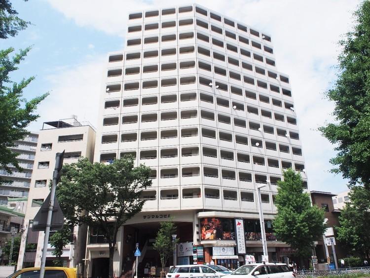 SRC造14階建9階部分。開けた眺望の住まいです。