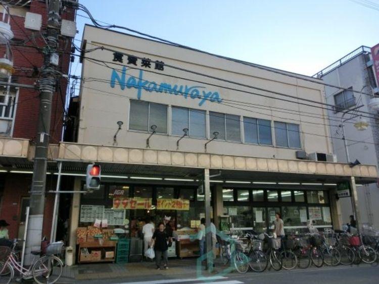 中村屋松江店 徒歩7分。 510m
