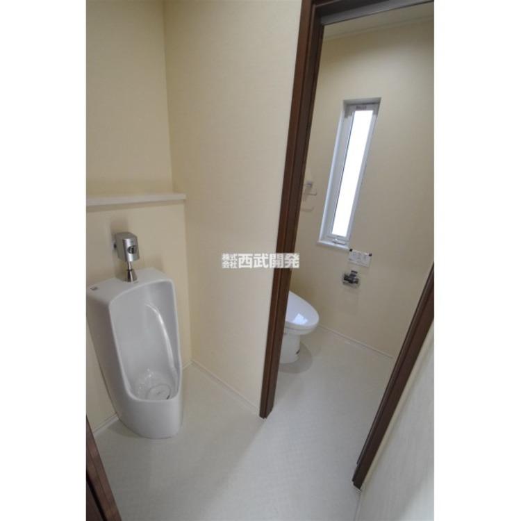 男性用小トイレ