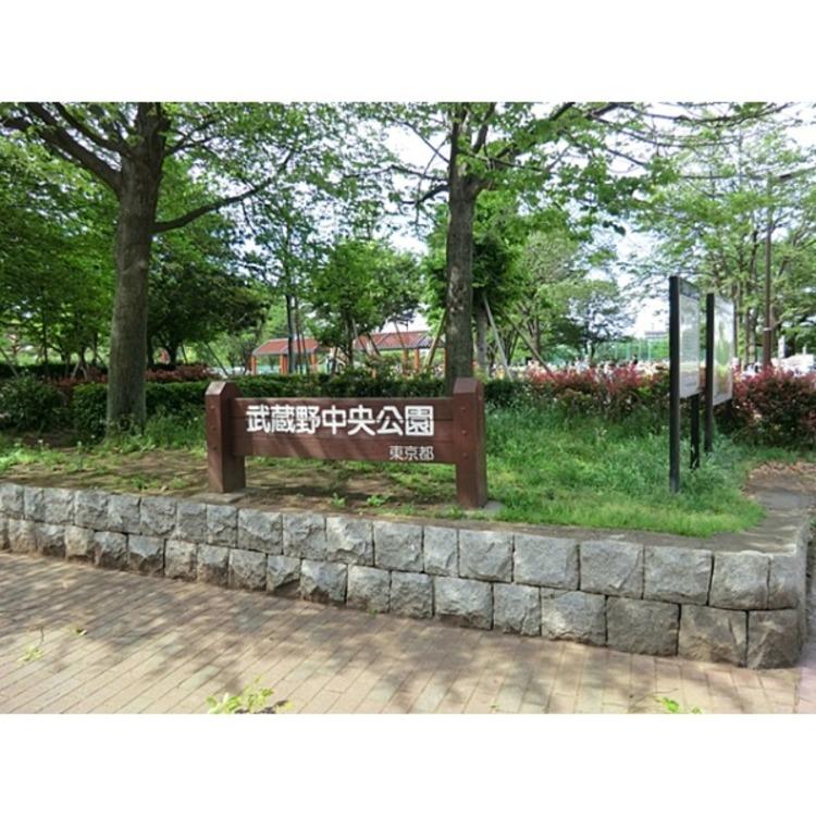 武蔵野中央公園(約800m)
