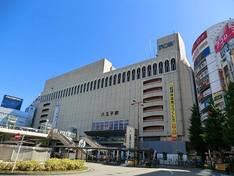 JR中央線 八王子駅
