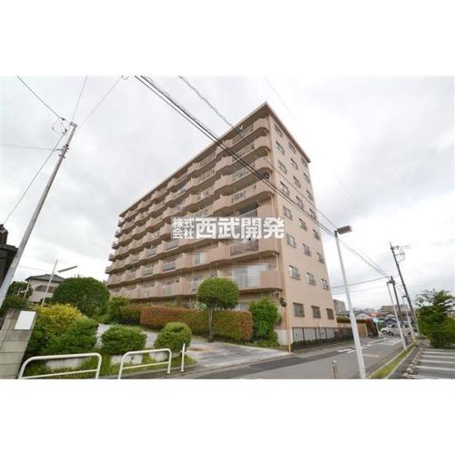川越新宿マンションの物件画像