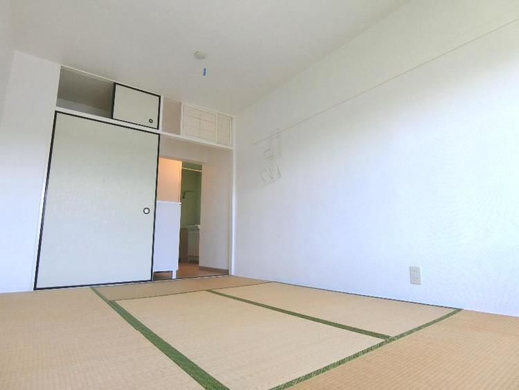 落ち着いてお過ごし頂ける和室は客間にも好適です