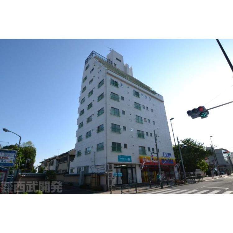 JR中央線「武蔵小金井駅」徒歩5分で通勤・通学に便利な立地です