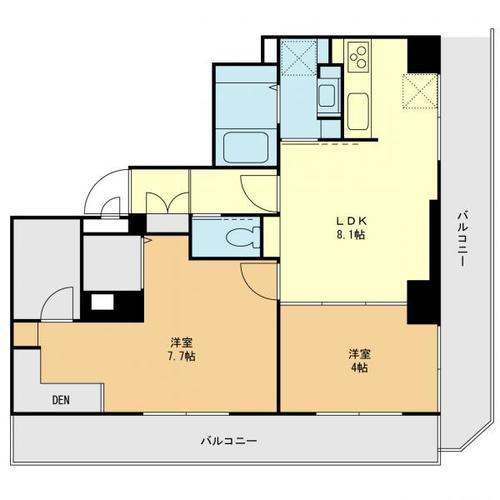 ライオンズマンション横浜の物件画像
