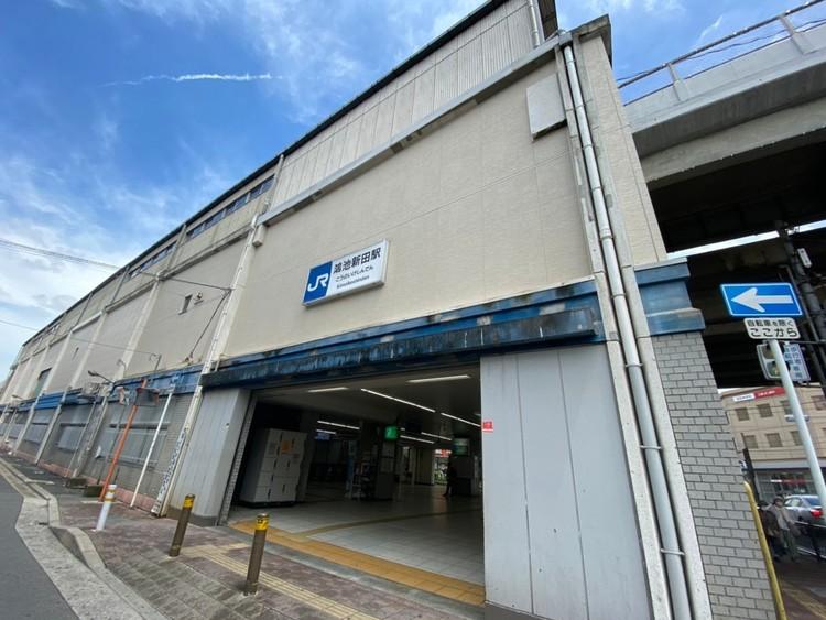 JR 鴻池新田駅 徒歩 約13分(約1000m)