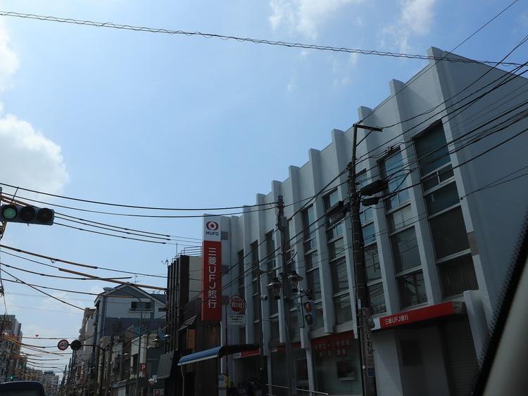 三菱UFJ銀行 葛飾支店:841m