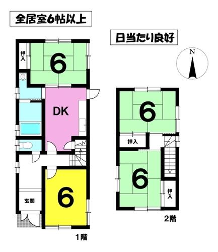 中古戸建 金田町の物件画像