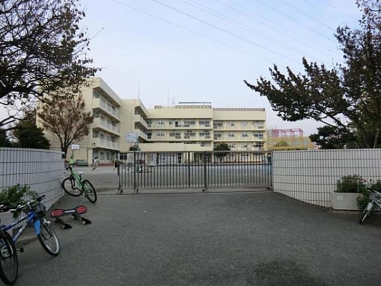 横浜市立瀬戸ヶ谷小学校 約270m