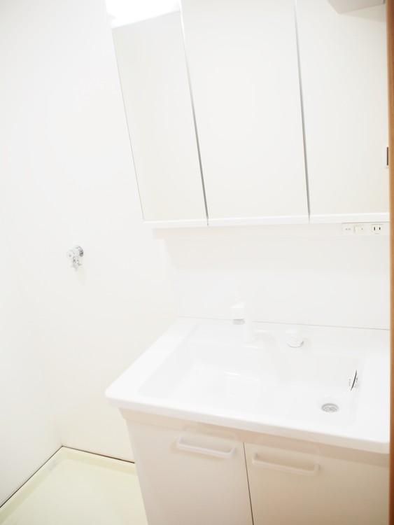 シャンプードレッサーです。手軽にシャンプーができ、お掃除もしやすいですね。