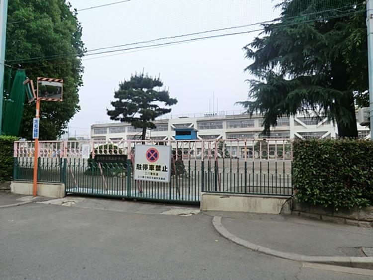 立川市立第五小学校 徒歩5分(約350m)
