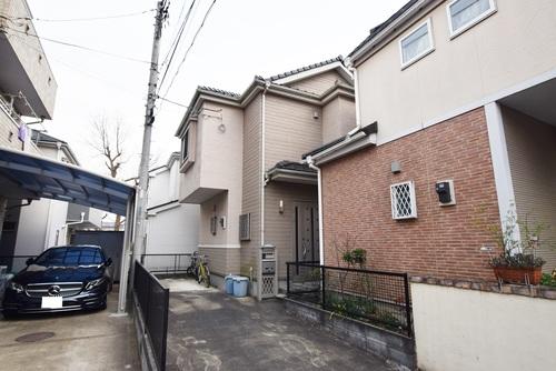 東京都東久留米市南町三丁目の物件の物件画像