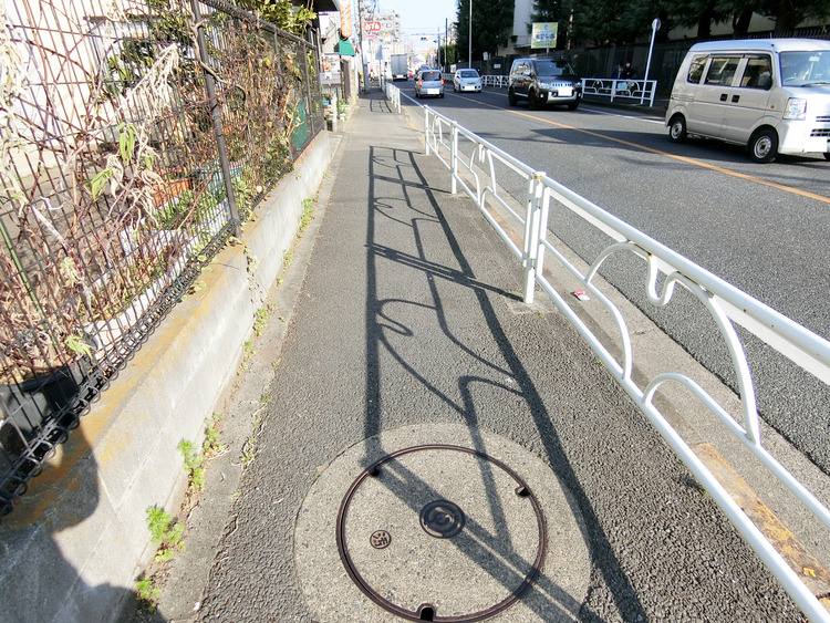 西武池袋線「秋津」駅より徒歩約9分の立地です。是非一度ご覧下さい。