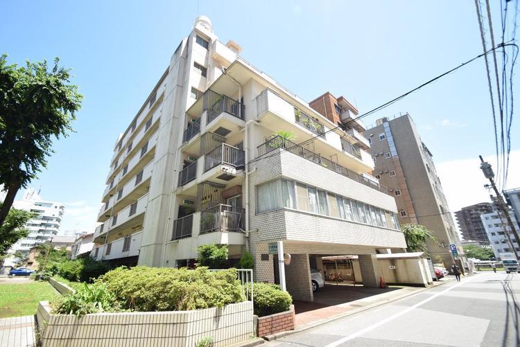 千葉中央ヒミコマンション 外観です。