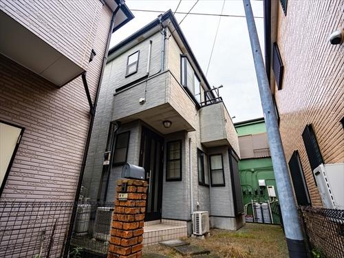 東京都羽村市小作台三丁目の物件の物件画像