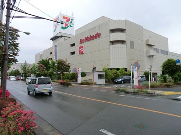 イトーヨーカ堂拝島店 170m