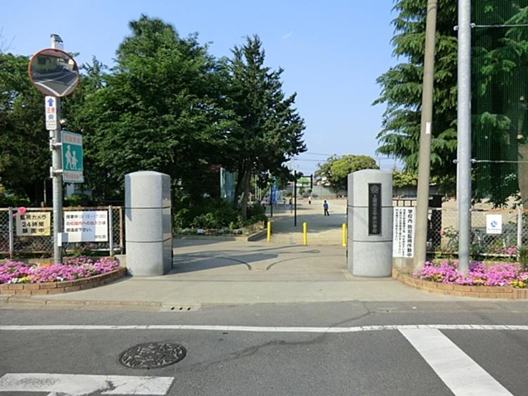 中央小学校 徒歩7分(約550m)
