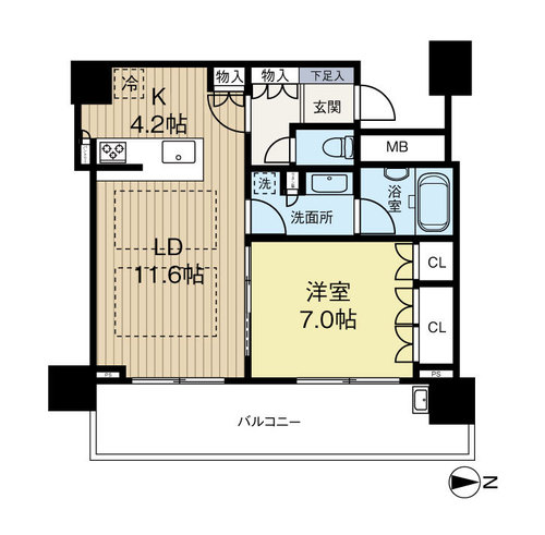 パークタワー梅田の物件画像